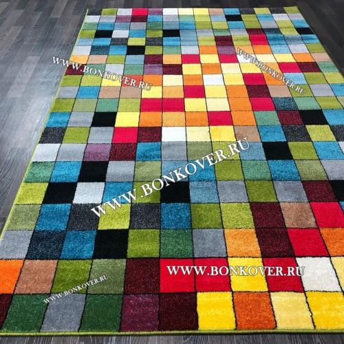 Ковер Geometry Multicolor Прямоугольный